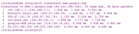 Traceroute-2